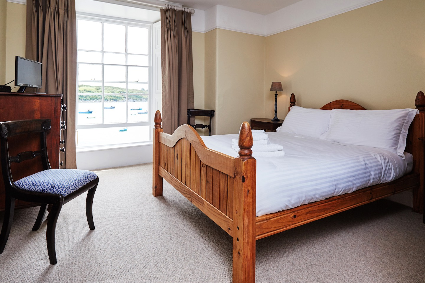 the castle – boutique accommodation, castletownshend, west cork