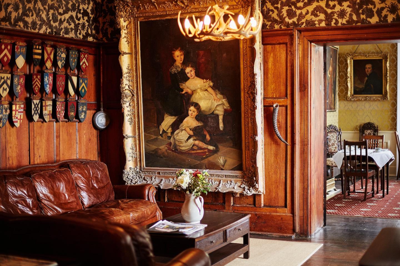 the castle boutique accommodation castletownshend west cork ireland